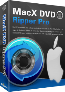 MacX DVD Ripper Pro Coupons