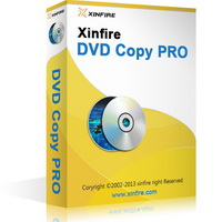 Xinfire DVD Copy Coupons